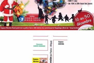 Les enfants en fête du 16 au 30 décembre 2016