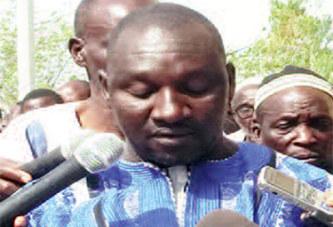 MARCHE MEETING A TANGHIN DASSOURI : Les habitants plaident pour la libération de Adama Zongo