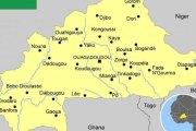 Bagré: 29 personnes interpellées, 5 autres activement recherchées