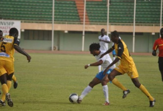 Football/Amical: L'ASEC d'Abidjan domine l'EFO