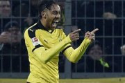 Football : Aubameyang désigné meilleur joueur de la Bundesliga