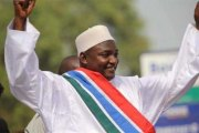 Gambie: Adama Barrow prêtera serment à l'ambassade gam