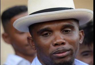 En réponse à Diouf, Samuel Eto'o promet 500 millions aux Lions Indomptables