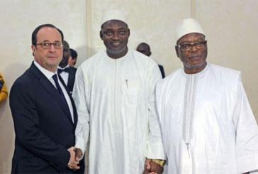 Crise en Gambie: la Cédéao se laisse encore 4 jours pour trouver une solution