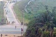 Côte d'Ivoire- Affrontement :Deux mutins abattus par la garde républicaine