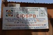 Burkina : le ministre de l'Enseignement supérieur se plaint des retards d'octroi de la bourse nationale