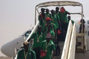 Burkina Faso: Retour triomphal des Etalons, 3ème de la CAN 2017
