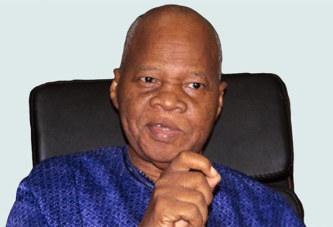 Commission constitutionnelle: La présence de Halidou Ouédraogo pose problème