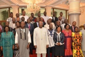 Gouvernement Paul Kaba Thiéba II: «Ce n'est qu'un réajustement technique…»