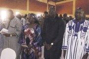 MESSE POUR LE REPOS DE L'AME DE LA MERE DE ROCH : De nombreuses personnalités à Tuiré