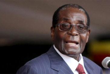 Zimbabwe : Robert Mugabe défend Donald Trump