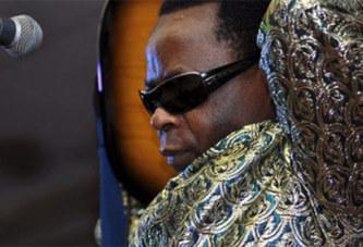 Découvrez le légendaire Tala André Marie le « Steve Wonder » de l'Afrique