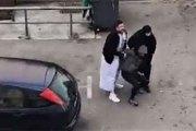 Marseille : Des policiers enfilent des tenues musulmanes pour arrêter un trafiquant de drogue (Vidéo)