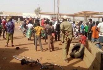 MANIFESTATION À SAABA : « nous avons bloqué la voie pour mettre la pression sur les autorités » (habitant)