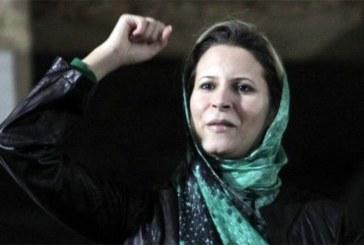 Libye: L'Union européenne lève les sanctions contre Aisha Muammar Kadhafi