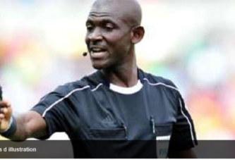 La Fifa suspend l'arbitre ghanéen Joseph Odartei Lamptey à vie