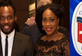 L'épouse de Michael Essien achète un club de football Italien