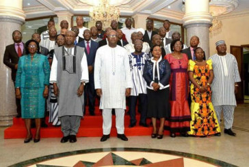 Un remaniement ministériel est-il la panacée aux problèmes de gouvernance du Burkina Faso?