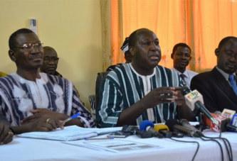 Annonce de candidature du président Kaboré pour 2020: L'opposition politique prend acte