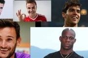 Stars| Football: Ils étaient déjà riches avant de devenir professionnels…