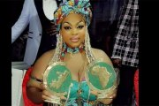 Eudoxie Yao primée icône de la beauté africaine au Congo