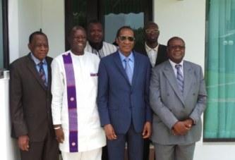 Abidjan : 'Blaise Compaoré adhère à la démarche de la réconciliation nationale initiée par la Coder' Ablassé Ouédraogo