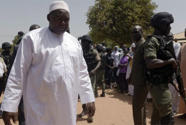 Législatives en Gambie: large victoire du camp du président Adama Barrow