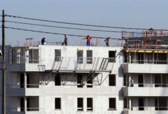 Drame sur un chantier de construction immobilière : Une brique se détache du 5ème étage et explose la tête d'un ouvrier