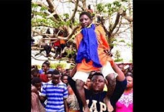 Ghana: une étrange 'créature' qui se transforme en humain et en animal capturé par un paysan (PHOTOS)