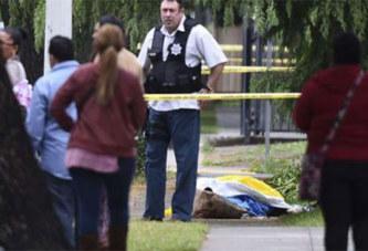 Un Afro-Américain tue trois Blancs dans une fusillade qualifiée de « crime racial »