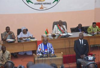 Dicours sur la Situation de la Nation 2017 du Premier Ministre Paul Kaba THIEBA