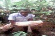 Ghana: un père forcé d'exhumer le corps de son fils qu'il aurait tué, pour une incroyable raison. Photos