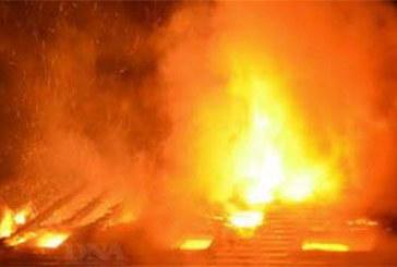 Burkina Faso – Nadiagou : Des infrastructures forestières incendiées suite à la mort d'un présumé braconnier