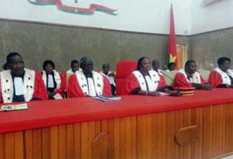 Haute cour de justice | les avocats des pros Compaoré font de la résistance: Un boycott de l'audience du 27 évité de justesse