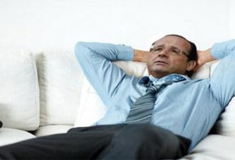 François Hollande révèle ce qu'il fait quand il est déprimé.