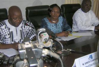 Burkina: Simon Compaoré invite les médias à éviter la « fragilisation » des actions des FDS