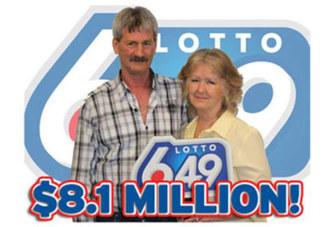 Un couple gagne pour la troisième fois à la loterie  Facebook