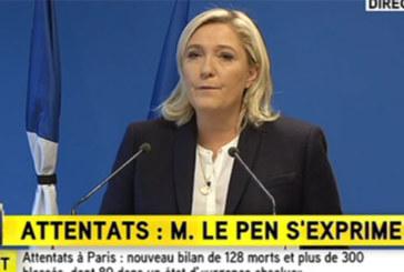 Marine Le Pen: les étudiants africains devront rentrer après leurs formations