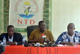Le Nouveau temps pour la démocratie (NTD) à l'opposition: Evitez les « stratégies de courtes échelles »