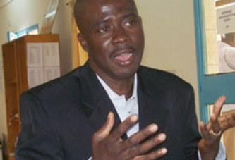 Abdoul Karim Sango, juriste à propos de la situation nationale : «Je propose un gouvernement d'union nationale»