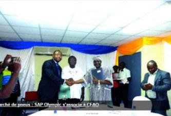 Marché de pneus : SAP Olympic s'associe à CFAO