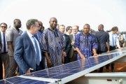 La plus importante centrale solaire du Burkina, fonctionnelle dès septembre (Premier ministre)