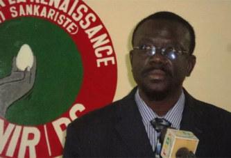 Burkina Faso: L'UNIR-PS « invite le nouveau gouvernement à être plus efficace »