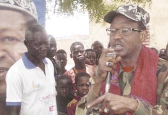 ZINIARE : Nana Tibo et ses camarades pour le retour de Blaise Compaoré