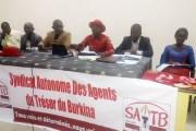 TRESOR PUBLIC: Les agents demandent un statut autonome