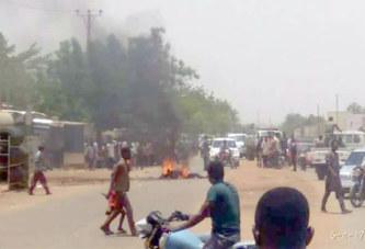 Niger: un homme brûlé vif par la foule ( Images et vidéos)