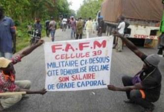 Bouaké : le corridor à nouveau ouvert