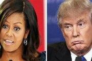 USA: l'administration Trump s'en prend à Michelle Obama