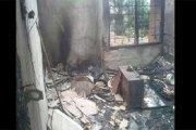 Ghana/Drame: Une jeune fille met feu à la maison de son petit ami