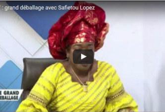 Grand déballage de Safiatou Lopez sur Burkina Info TV (Vidéo)